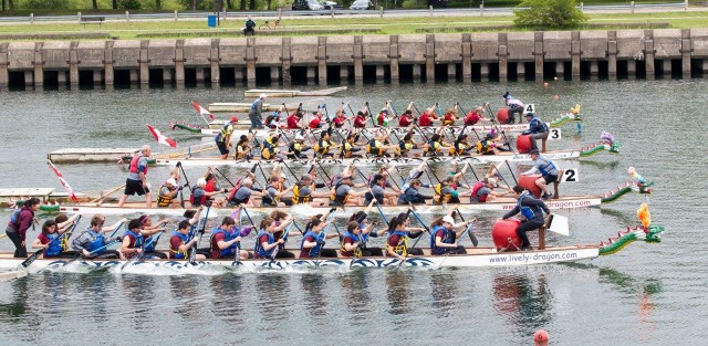 Welland Dragon Boat Festival